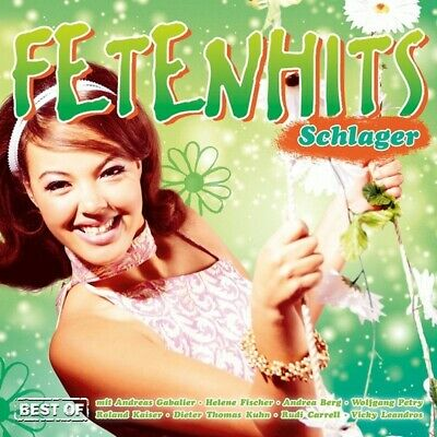 Fetenhits - Schlager - Best Of - VARIOUS [3x CD]