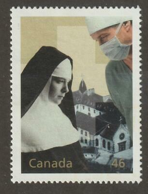 CANADA 2000 Millennium collection #1823a Social Progress (Health Care) - Used