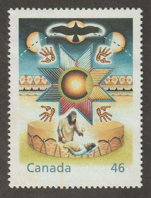 CANADA 2000 Millenium collection #1826d Canada's First People (Healing) - Used
