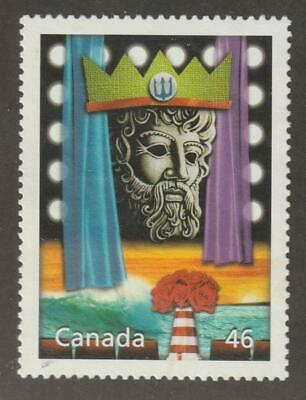 CANADA 2000 Millennium collection #1827c Canada's Cultural Fabric (Neptune) Used