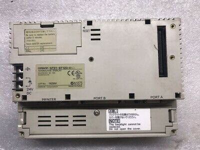 1PC Used tested work 100% Omron NT31-ST123-EV3 Touch Screen Panel