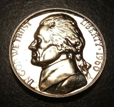 1964 Proof Jefferson Nickel Nice Coins Priced Right Shipped FREE