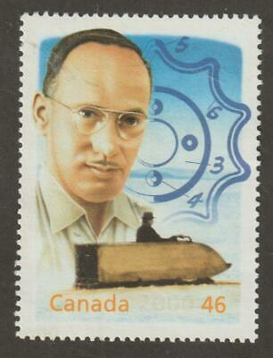 CANADA 2000 Millennium collection #1832d –15 Fathers of Invention (Bombardier) U