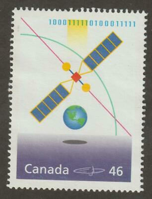 CANADA 2000 Millennium collection #1834b Pane 17 Enterprising Giants (Bell) -U 2