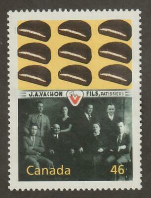CANADA 2000 Millennium collection #1834c Pane 17 Enterprising Giants (Vachon) U