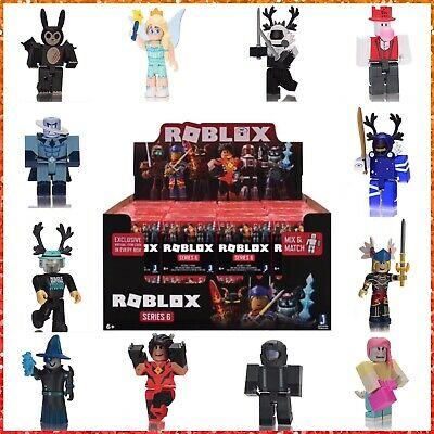 Roblox Series 4 - Roblox Celebrity Series 4 New Mystery Action Figures Green
