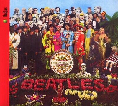 Sgt. Pepper's Lonely Hearts Club Band - BEATLES THE [CD]