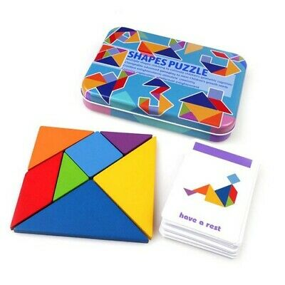 Shape Puzzle Educational Toy -FREE SHIPPING OFF 50%