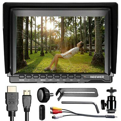 Neewer IPS Screen Camera Field Monitor support 4k input for Sony Canon Nikon