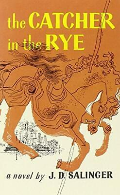 The Catcher in the Rye by J.D. Salinger, Paperback, New, Free Shipping