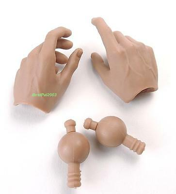 TB45-20 1//6 Hot Toys Hands Pegs Joints (4 pieces)