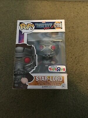 Funko Pop Movies Guardians of The Galaxy 2 Star Lord (Toys R Us Exclusive)