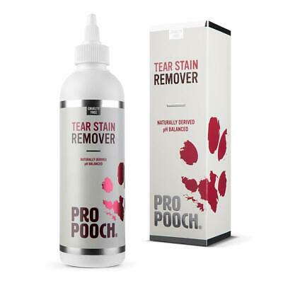 Pro Pooch Tear Stain Remover Naturally Derived pH Balanced 250ml
