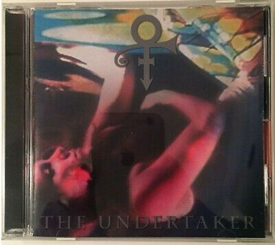 PRINCE - The Undertaker Album  LIMITED EDITION CD