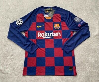 Lionel Messi FC Barcelona Soccer Jersey Brand New Men's Home Jersey - Size XL