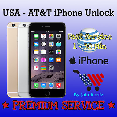 Apple iPhone 3 4 4S 5 5S 6 6S 7 UNLOCK SERVICE 16GB 64gb CODE Factory Unlocked