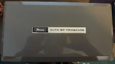 Ricoh 8P Film Projector, 8mm, Made in Japan, Modernist, Rare, In Original Box