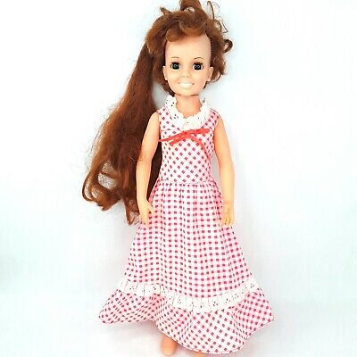 Ideal Crissy doll toy Grow hair Chrissy Vintage 1969 1960s
