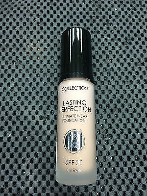 Collection lasting perfection ultimate wear foundation golden 6