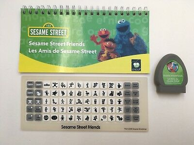 Sesame Street Cricut Cartridge