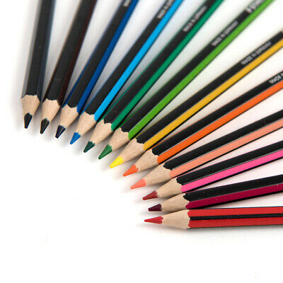 Staedtler Colouring Pencil School Office Craft Art Drawing Free Sharpener