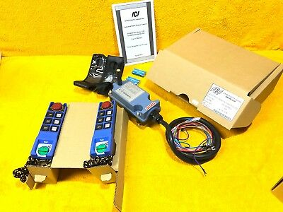 New Inmotion Controls 260 Series Industrial Remote Controller Channel 024