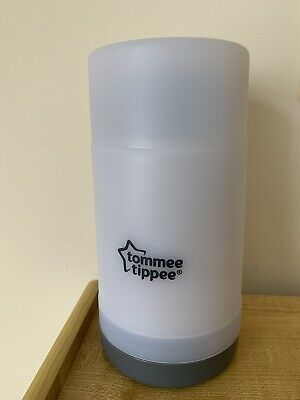 Tommee Tippee Hot Water Flask For Making Up Bottles/heating Up Food When Out