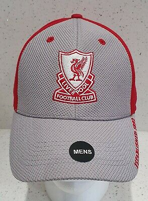 Official Liverpool FC Red and Grey Baseball Cap - Est 1892