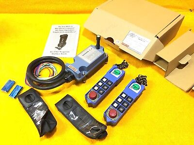 New Inmotion Controls 260 Series Industrial Remote Controller Channel 005