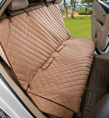 VIEWPETS Bench Car Seat Cover Protector from pets - Waterproof Heavy-Duty
