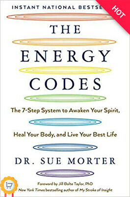 [P.D.F] The Energy Codes: Heal Your Body by Dr. Sue Morter + GIFT BONUS