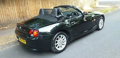 Bmw Z4. Se. Convertible. 2005. Outstanding Condition. Full Service History.