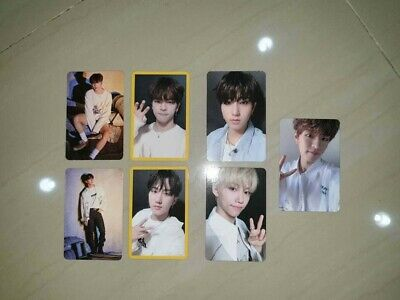 [Stray Kids] Cle 2: Yellow Wood photocards