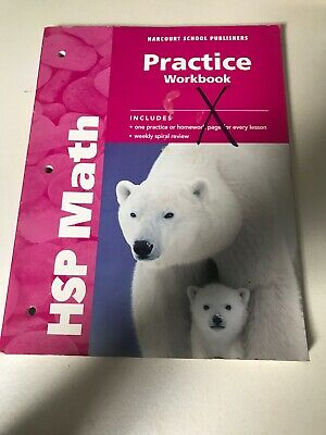 CALIFORNIA HSP MATH Grade 2 Vol 1 TE 0153588144 NEW