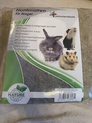 Pemmiproducts 100% Rodent Matt 120xm X 60cm 5mm Thick