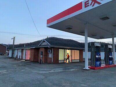 Gas Station-Convenience Store With Drive Thru For Sale.