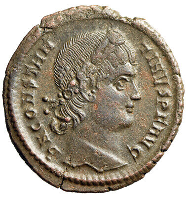 """HIGH QUALITY Constantine II Roman Coin """"Soldiers"""" Nicomedia Mint RARE Certified"""
