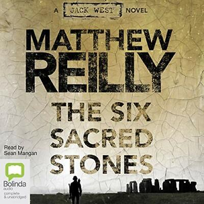 The Six Sacred Stones By: Matthew Reilly  - Audiobook