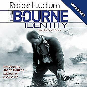 The Bourne Identity By: Robert Ludlum  - Audiobook