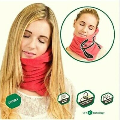 The Ultimate Travel Pillow - Free Shipping Off 50%