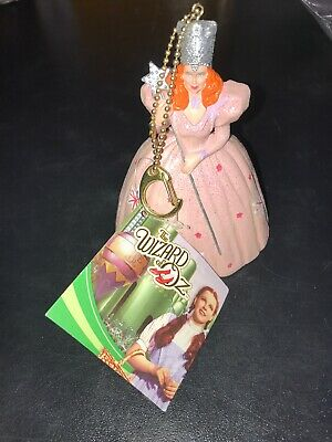 NEW KURT S. ADLER WIZARD OF OZ Glinda The Good Witch CLIP-ON CHRISTMAS ORNAMENT