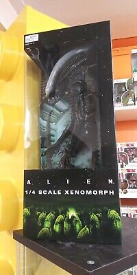 New Neca Alien 1/4 Scale Xenomorph Aliens Warrior Action Figure Collectible Toy