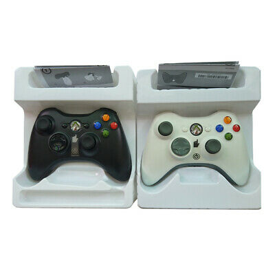 Microsoft Xbox360 PS3 Shock Remote Gamepad Bluetooth Wireless Joypad Controller