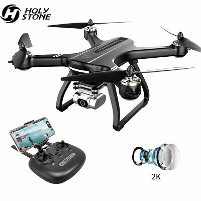 Holy Stone HS700D FPV Drohne mit 2K Kamera HD brushless Motor Quadrocopter Drone
