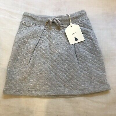 COUNTRY ROAD Girls Quilted Mini Skirt Size 2 - BNWT