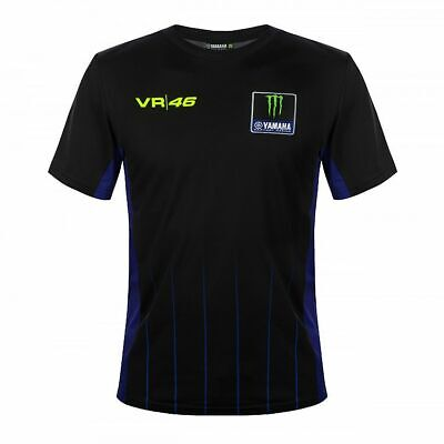 2019 Valentino Rossi VR46 Yamaha Racing Factory Mens T-Shirt Tee Sizes S-XXL