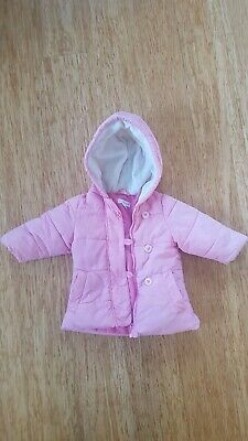 Pumpkin Patch Winter Puffer Jacket Size 0 6-18 Months. Great Condition.
