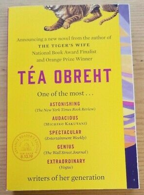 ARC/Uncorrected Proof: Inland by Tea Obreht, 8/13/19 Paperback