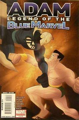 Adam - Legend of the Blue Marvel (2009) #4 of 5 n/m