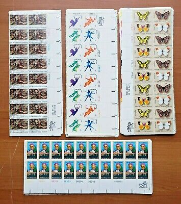 Mint NH US Discount Postage Sheets With Face Value of $104.00 Starting 50%